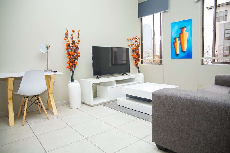 Air Space Apartments at The Bolton, holiday rental in Dunkeld West