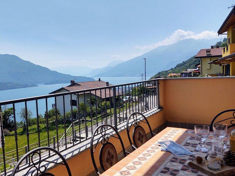Alba (GLA260), location de vacances à Trezzone