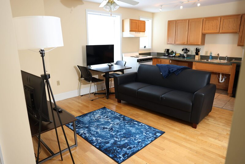 Clean St. Louis Apartment in Safe Neighborhood, holiday rental in Saint Louis