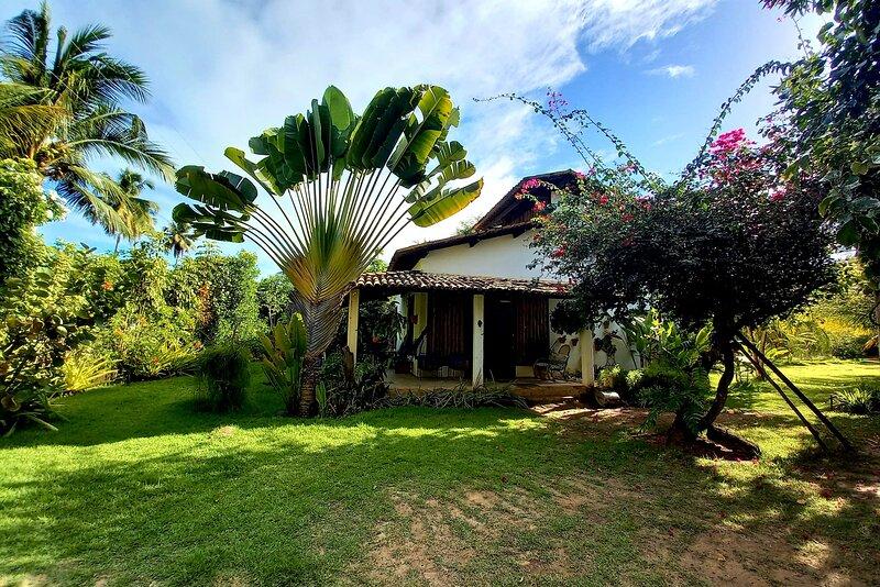 Casa incrível, rústica e aconchegante, em Milagres, aluguéis de temporada em Porto de Pedras