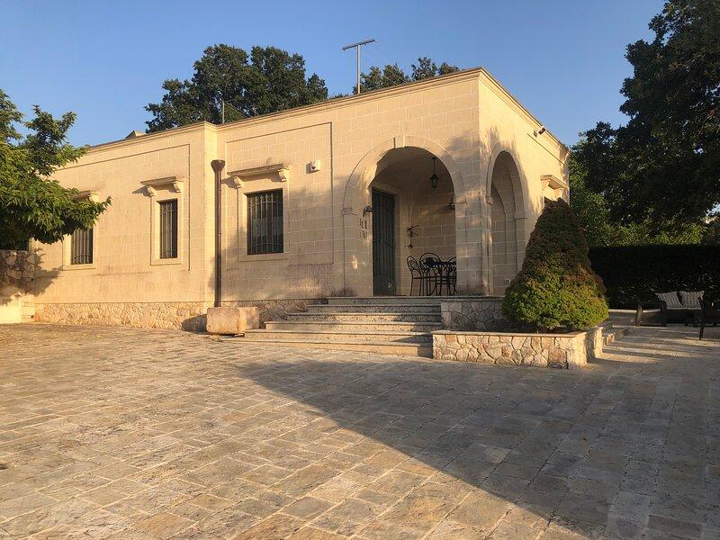 Casa Rubino - Privacy e Relax in Valle d'Itria, holiday rental in Selva