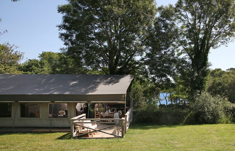 Archipel Lodge by the beach, holiday rental in Fouesnant