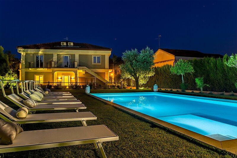 Villa Carmela, holiday rental in Fiumefreddo di Sicilia