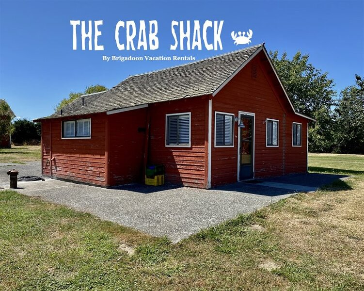 New! Beach access from the Original Crab Shack in Sequim, holiday rental in Sequim