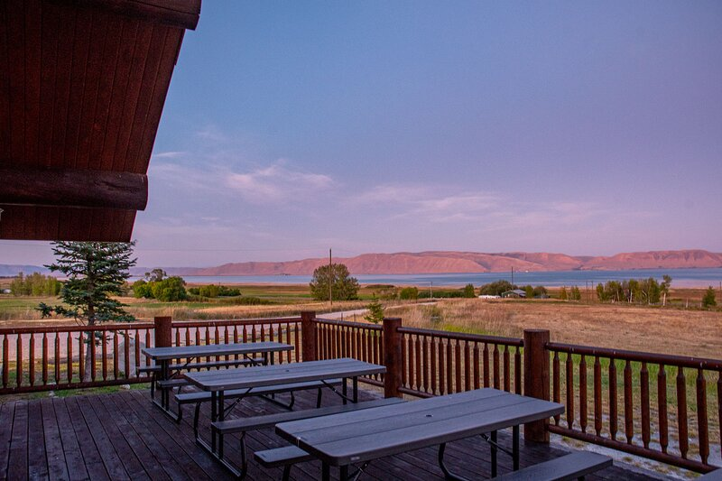 8th Bedroom Guest Lodge Located in Fish Haven Canyon, vacation rental in Fish Haven