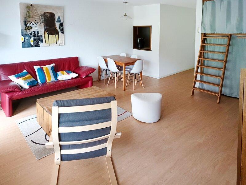Ringstrasse (Utoring), holiday rental in Albinen