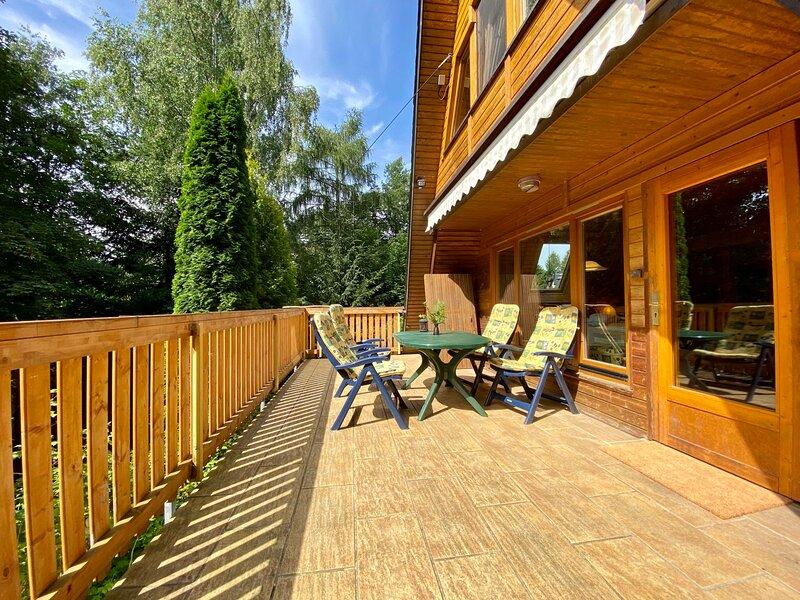 Gräfenroda, casa vacanza a Geschwenda