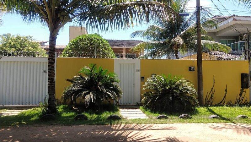 Casa do Fazendeiro, location de vacances à Nova Almeida