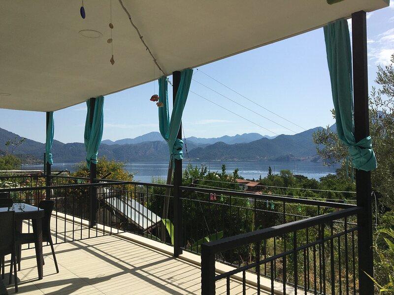 DURU SELİMİYE   muhteşem deniz manzarası, holiday rental in Sogut