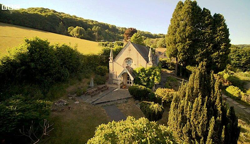 The Old Chapel, Slad, near Stroud, location de vacances à Stroud District