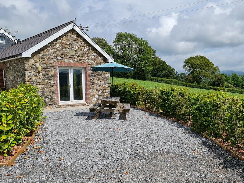 Sewin Cottage, Llandeilo, holiday rental in Pentrefelin
