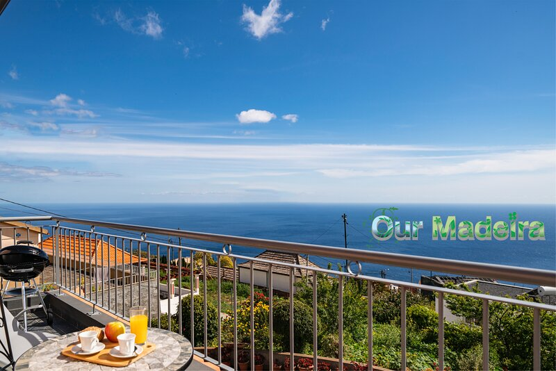 Peaceful, great for walks,  walking distance to restaurants | SeaView Apartment, holiday rental in Jardim do Mar