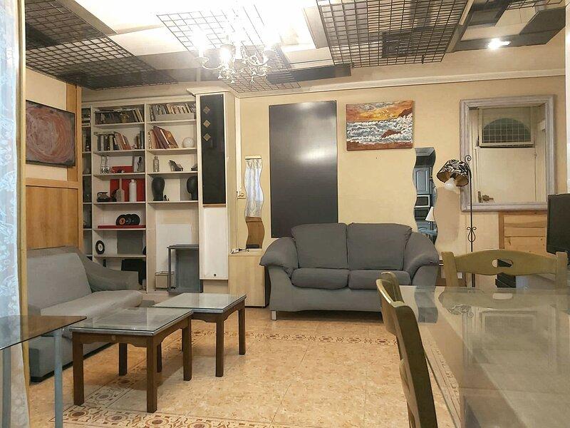 Amazing apartment with sea view, location de vacances à Cocentaina