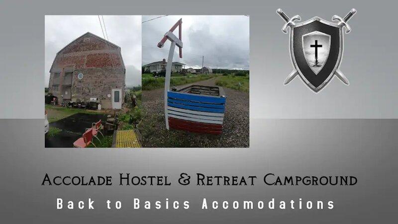 Accolade Hostel Retreat & Campground, vacation rental in Pleasant Bay