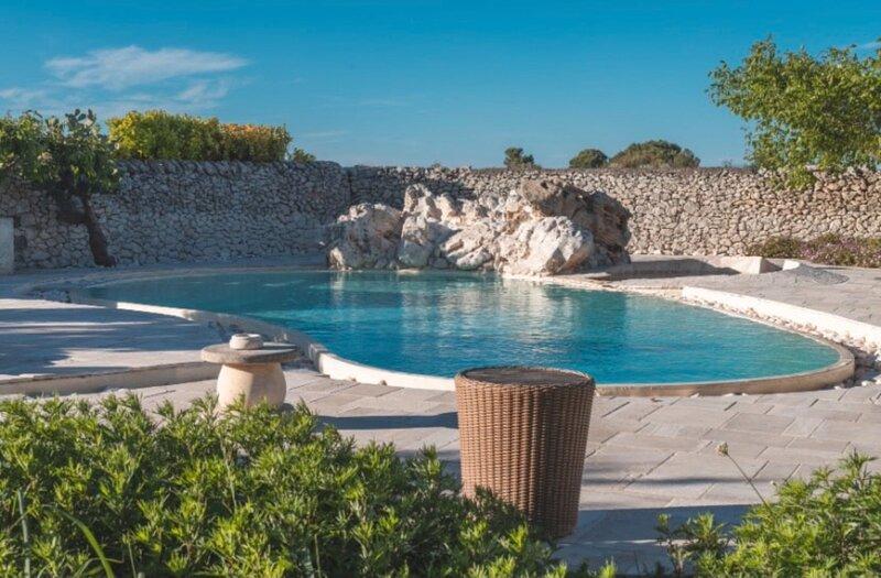 Relais Masseria Capasa - Room Deluxe Arancio, holiday rental in Sternatia