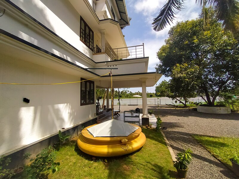 The Riverview Residency, Chirayam, Ernakulam, holiday rental in Chalakudy