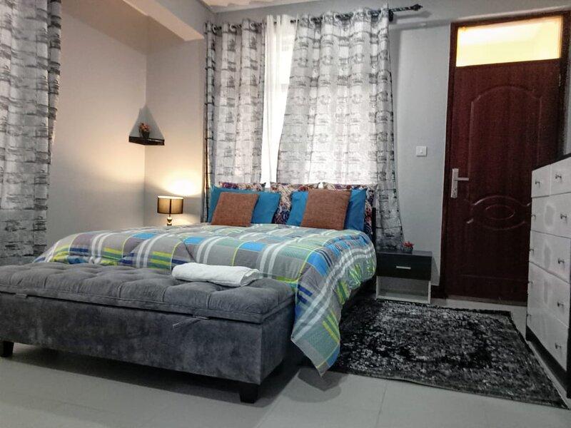 Entire 2 bedrooms cozy apartment in Dar-es-salaam, holiday rental in Mafinga