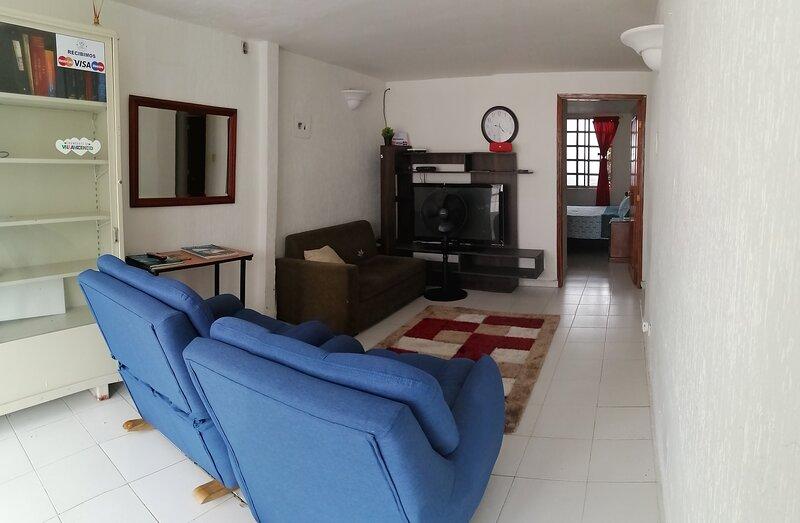 Apartarmento completo Rosa Blanca, holiday rental in Villavicencio