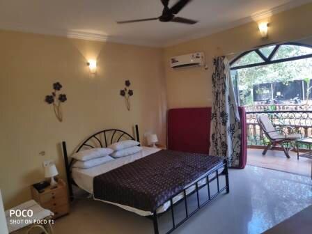 Apartment in Baga, holiday rental in Saunta Vaddo