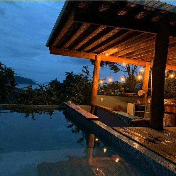 Secret View Suítes, holiday rental in Praia do Itamambuca
