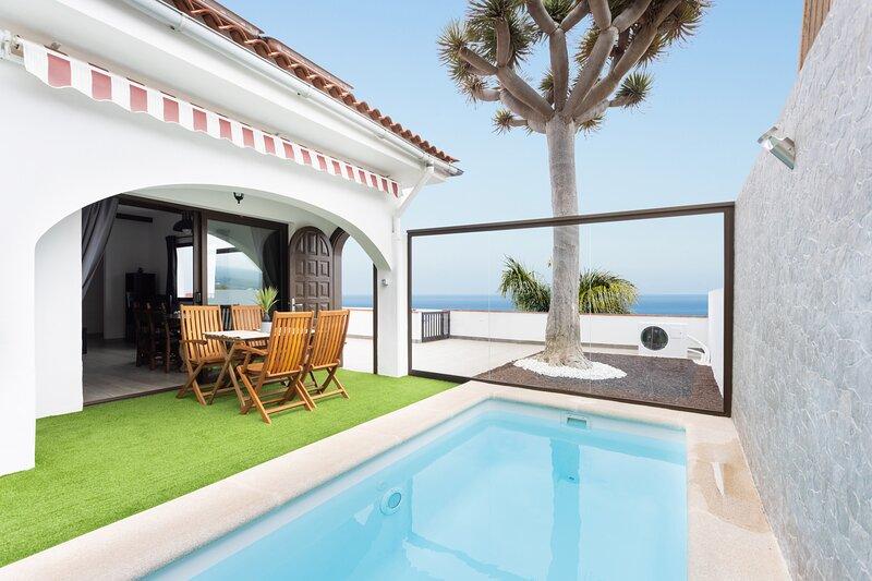 Villa Axel with heatable pool – semesterbostad i Icod de los Vinos