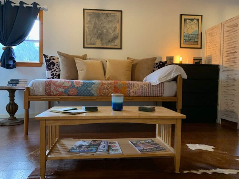 The Outpost ~ Homegrown Farmstead, holiday rental in Hamden