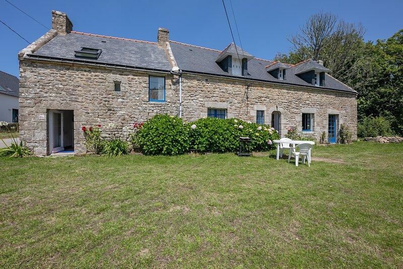 Kerinis-Belle Longère et Studio avec Jardin, aluguéis de temporada em Saint-Philibert
