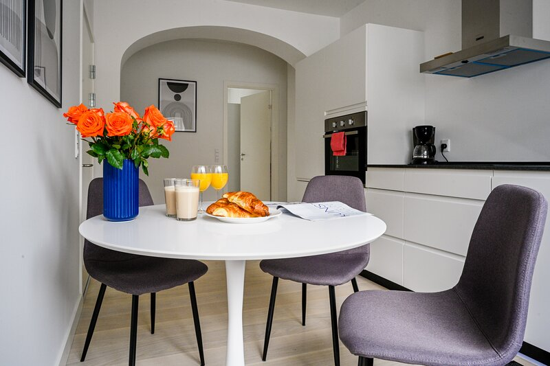 Cozy 1-bedroom apartment in the center of Roskilde, holiday rental in Koege Municipality
