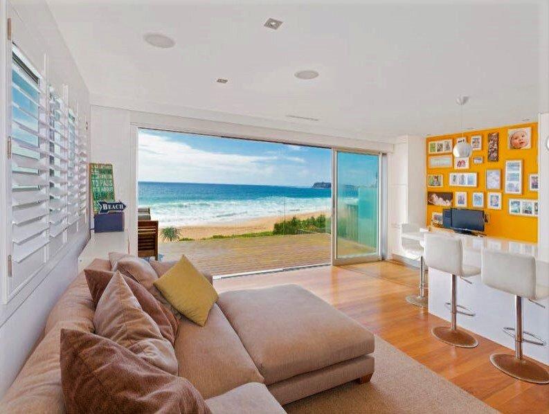Beachfront Delight - Collaroy Beach, NSW, alquiler vacacional en Collaroy Beach