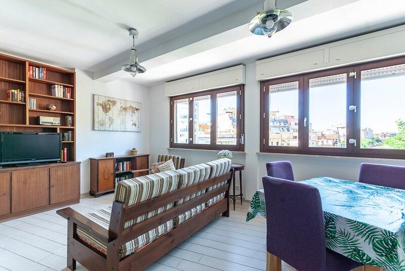 Da Nonno Carlo l'appartamento per le tue vacanze a Nettuno!, casa vacanza a Nettuno