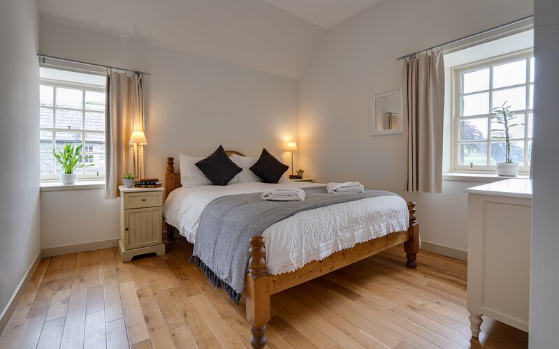 Wallace Apartment, holiday rental in Bargrennan