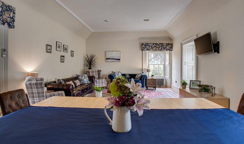 Stewart Rooms, holiday rental in Bargrennan
