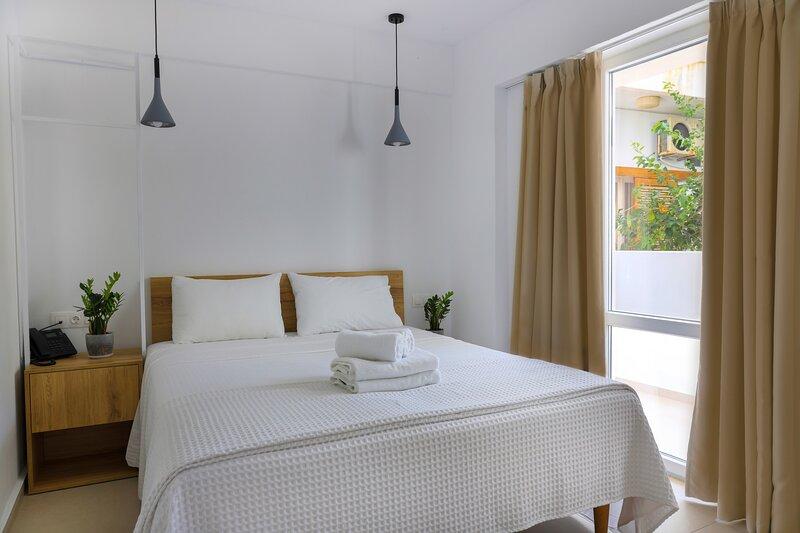 Olala Sea Breeze Hotel - Smart doble, alquiler de vacaciones en Chersonisos
