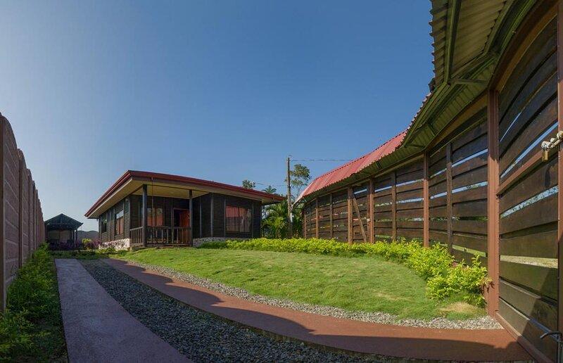 Cabaña el Monasterio lugar donde puedes disfrutar de tranquilidad y naturaleza.., holiday rental in La Tigra