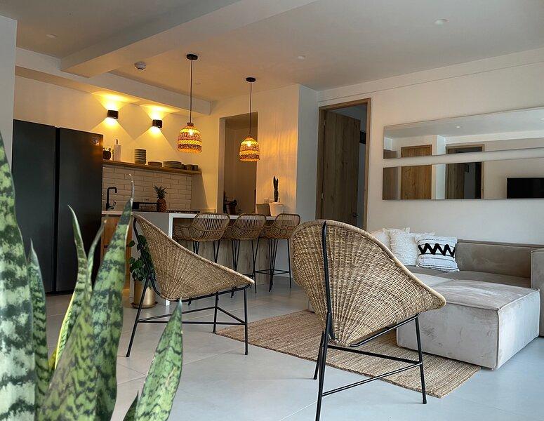 Apartamento Playero en Santafe de Antioquia, holiday rental in Santa Fe de Antioquia