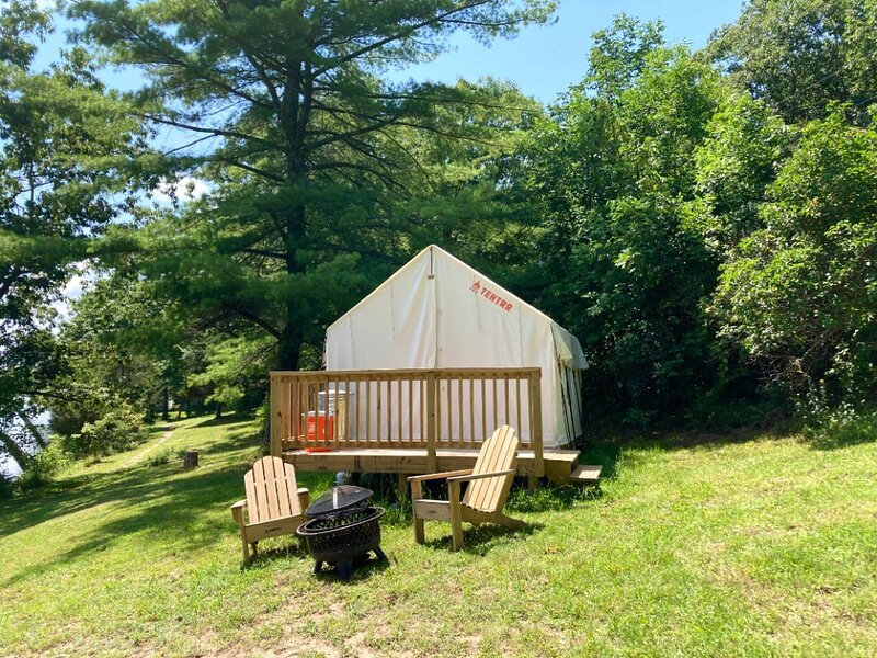 Tentrr State Park Site - Lake Taghkanic Lakeside Single - Site C, holiday rental in Ancram
