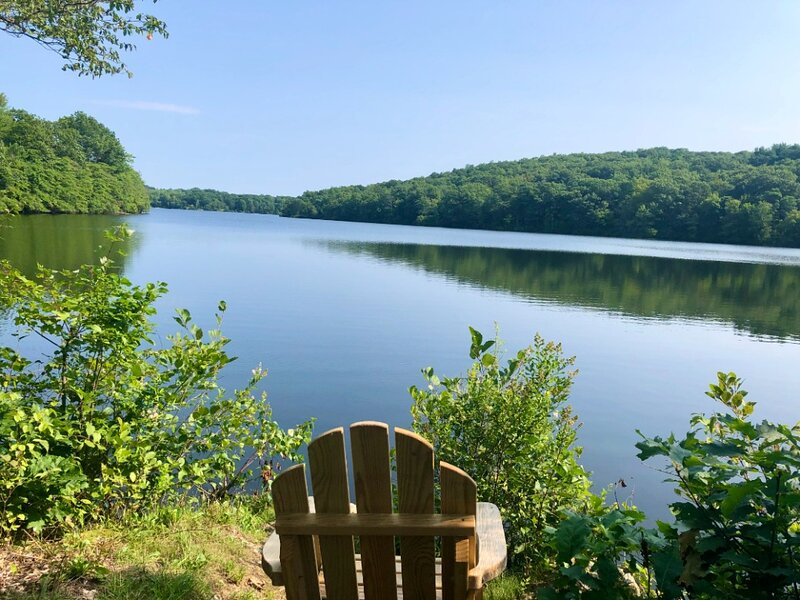 Tentrr State Park Site - Lake Taghkanic Secluded Lakeside Double - Site D, holiday rental in Ancram