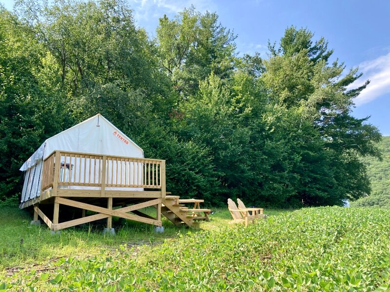 Tentrr State Park Site - Taconic State Park: High Valley Rd Site A, holiday rental in Ancram