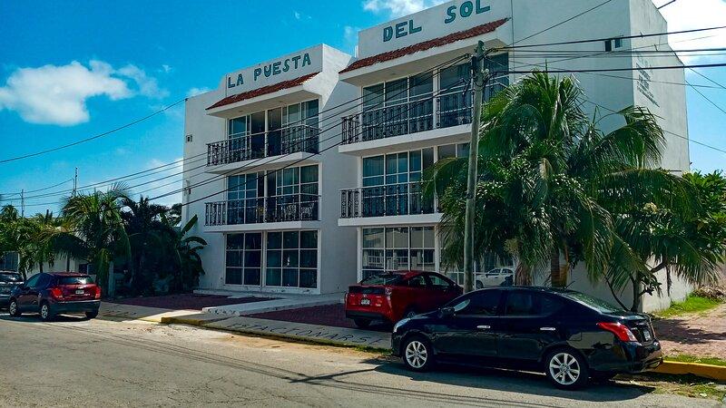 Puesta de Sol Apart D, location de vacances à Yucatan