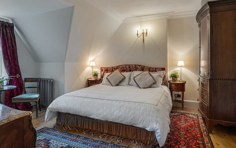 Tower Rooms, holiday rental in Bargrennan