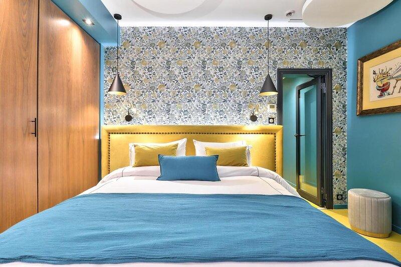 Montmartre apartment - luxurious ans spacious in the heart of Paris, alquiler vacacional en Levallois-Perret
