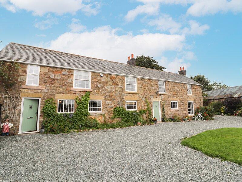 Cae Adar Farm, Coedpoeth, holiday rental in Llanfynydd