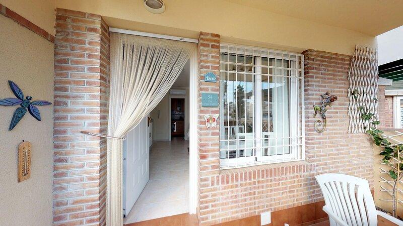 The Little Castle - A Holiday Home in the Sun, aluguéis de temporada em Los Alcázares