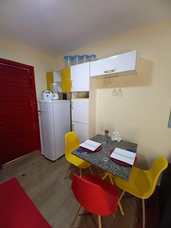 Estadia em Apto/Loft Mobiliado nº 02 - Estilo Hotel, holiday rental in State of Mato Grosso do Sul