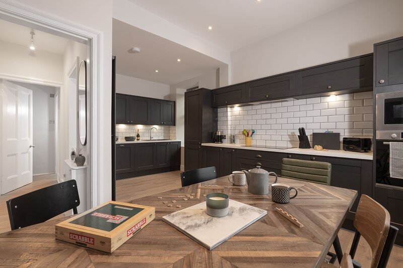 High Wythow - Brand New - Spacious Apartment - Coniston Village, casa vacanza a Coniston