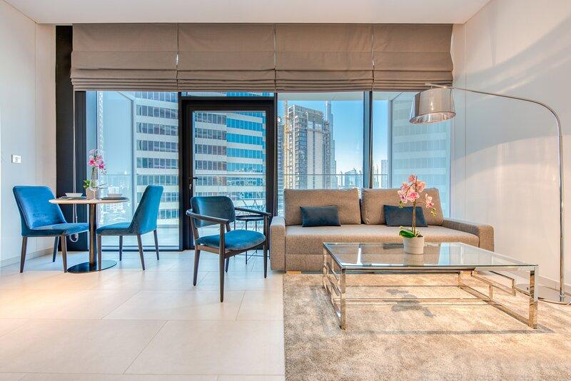 Maison Privee - Marquise Square - 814 - DT, alquiler vacacional en Dubái