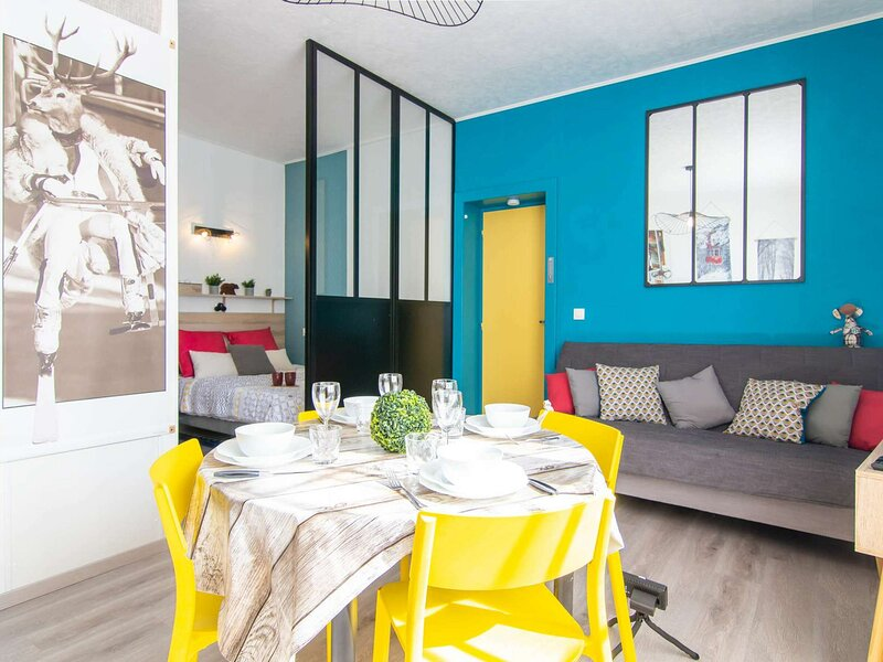 HAMEAU DE BELLEVUE, vacation rental in Vielle-Aure