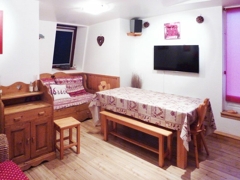 LES ORRES 1650, holiday rental in Crots