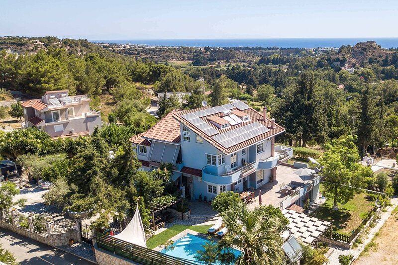 Athina's Pool Villa, holiday rental in Asgourou