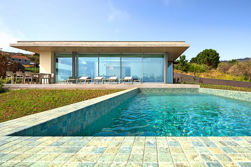 Premium tranquil villa with outstanding views of coast and sea | Villa Gardens, holiday rental in Jardim do Mar